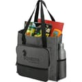 Tote in use