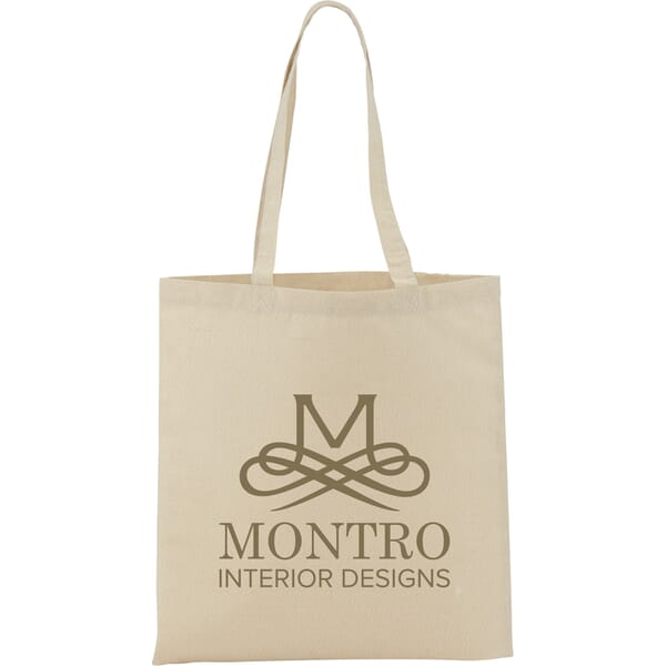 5 oz Metallic Cotton Convention Tote