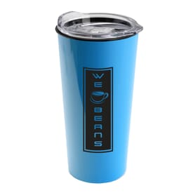 18 oz The Roadmaster Travel Tumbler with Clear Slide Lid
