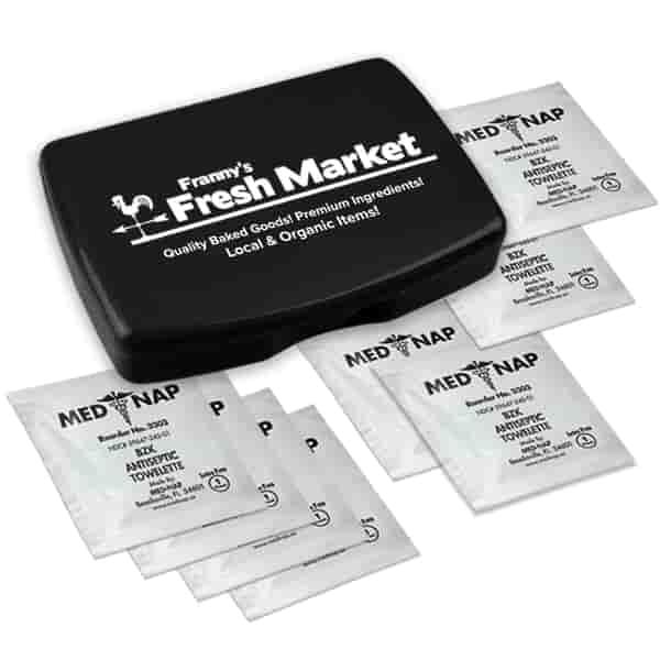 Express Antiseptic Towelette Kit
