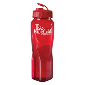 Exclusive 24 oz Twist 'n Spout Bottle with Flip Top