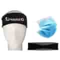 PPE Combo with Headband and Disposable Mask