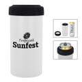 12 oz Slim Stainless Steel Insulated Can Holder