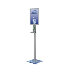 Deluxe Hand Sanitizer Stand