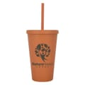 16 oz Newport Harvest Travel Tumbler