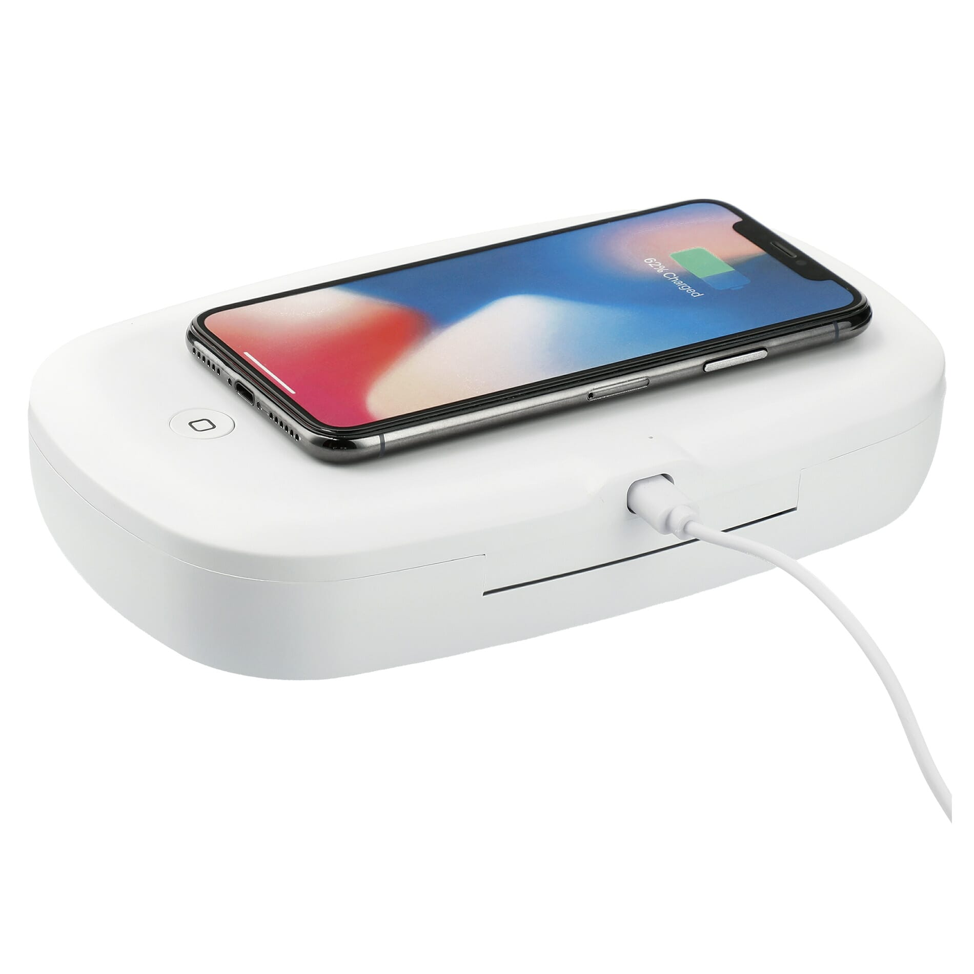 UV Phone Sterilizer and Wireless Charger