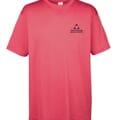 Men's UltraClub® Cool & Dry Heathered Performance T-Shirt