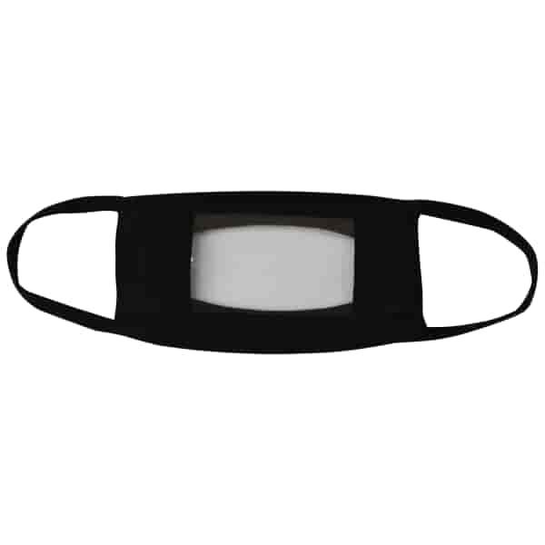 Mask with Anti-Fog Window