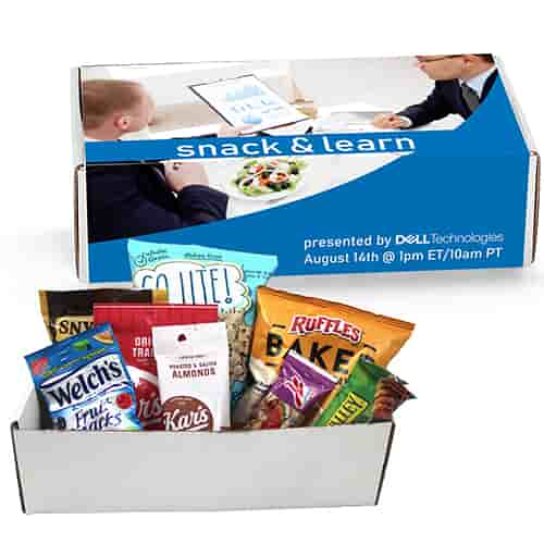 Snack & Learn Meeting in a Box
