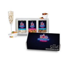 3 Way Boozy Snacks Mailer Set