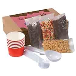 Do-It-Yourself Ice Cream Kit Box