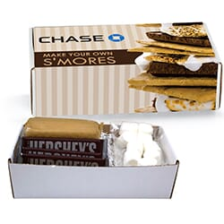 S'mores Kit Mailer Box