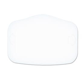Clear Replacement Shields - 10 pack
