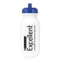 20 oz Antimicrobial Value Cycle Bottle with Push 'n Pull Cap
