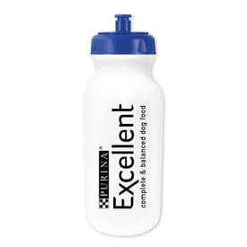20 oz MicroHalt Value Cycle Bottle with Push 'n Pull Cap