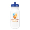 20 oz Antimicrobial Value Cycle Bottle, Full Color Digital