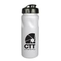 24 oz MicroHalt Cycle Bottle with Flip Top Cap