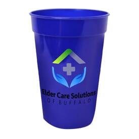 17 oz MicroHalt Stadium Cup, Full Color