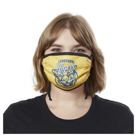 ADULT AND YOUTH ADJUSTABLE OMI FLAT MASK