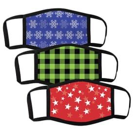 Dye Sublimated 3-Layer Stock Design Mask