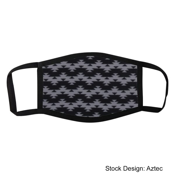Dye Sublimated 3-Layer Stock Design Mask
