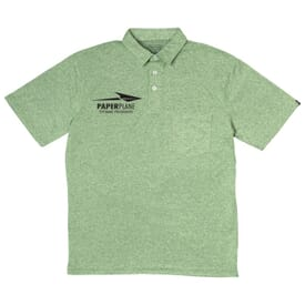 Recover® Recycled Unisex Sport Polo