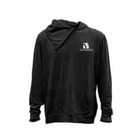 Men's Aegis® Antimicrobial Treated Hoodie with Face Covering