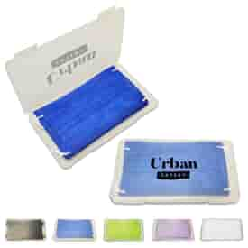 5 Color Mask Set in Clear Frosted Case