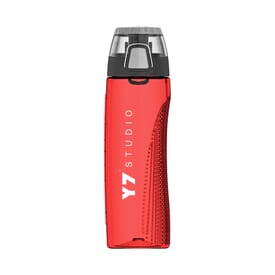 24 oz Thermos® Hydration Bottle with Rotating Intake Meter