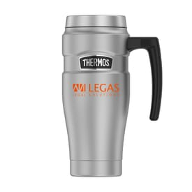 16 oz Thermos® Stainless King™ Stainless Steel Travel Mug
