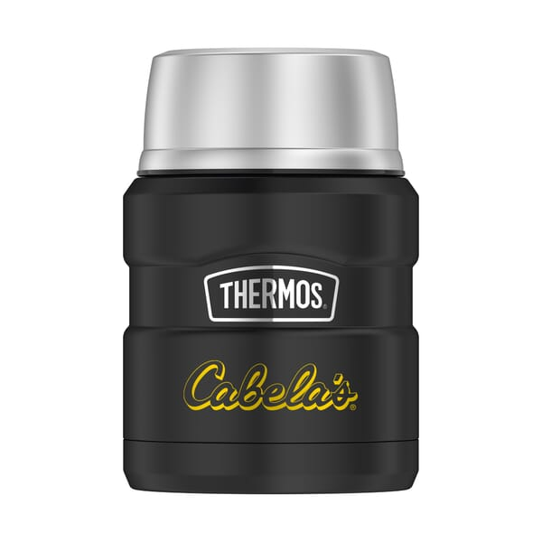 16 oz Thermos® Stainless King™ Stainless Steel Food Jar