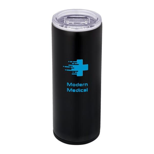 12 oz Urban Peak® 2-in-1 Slim Vacuum Can Tumbler