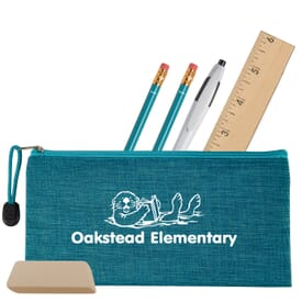 Heathered School Kit