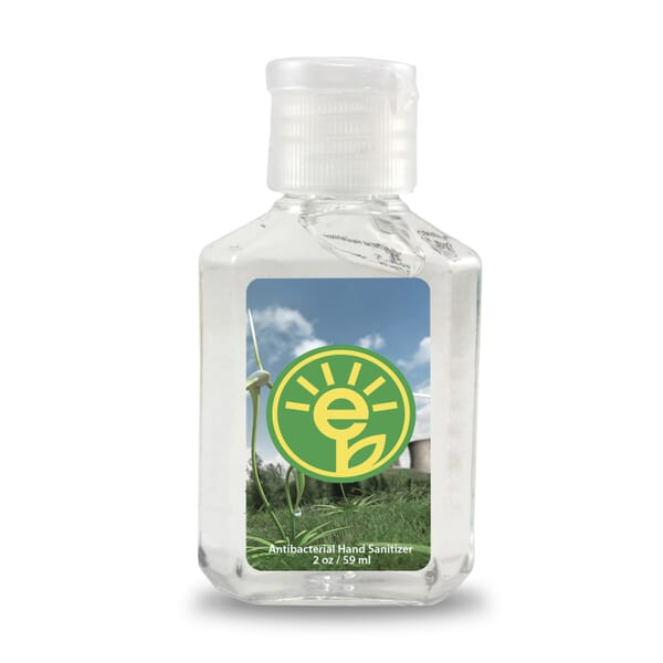 2 oz Antibacterial Hand Sanitizer