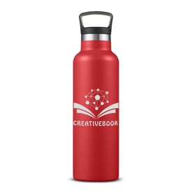21 fl oz Columbia® Double-Wall Vacuum Bottle with Loop Top