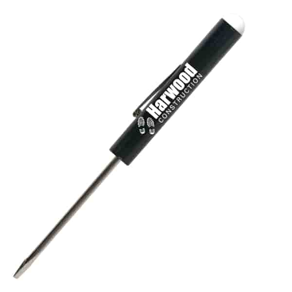 Fixed #0-1 Standard Blade Screwdriver Button Top