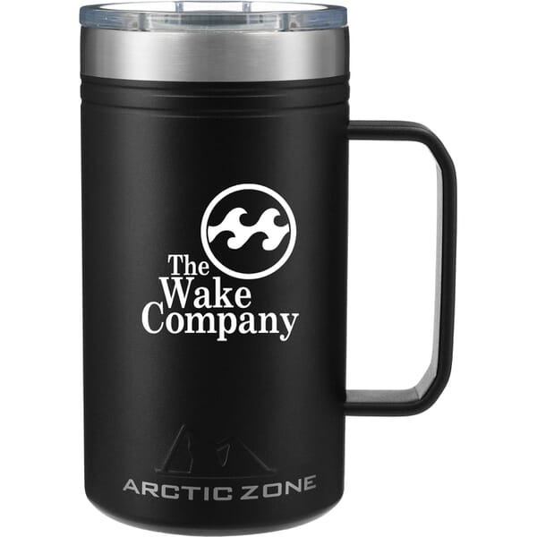 24 oz Arctic Zone Titan Thermal HP Copper Mug