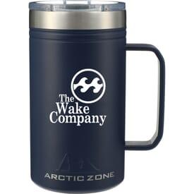 24 oz Arctic Zone Titan Thermal HP Copper Mug