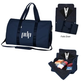 Connor Convertible Garment & Duffel Bag