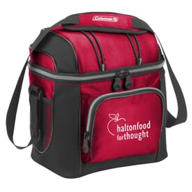 Coleman®9-Can Soft-Sided Cooler With Removable Liner
