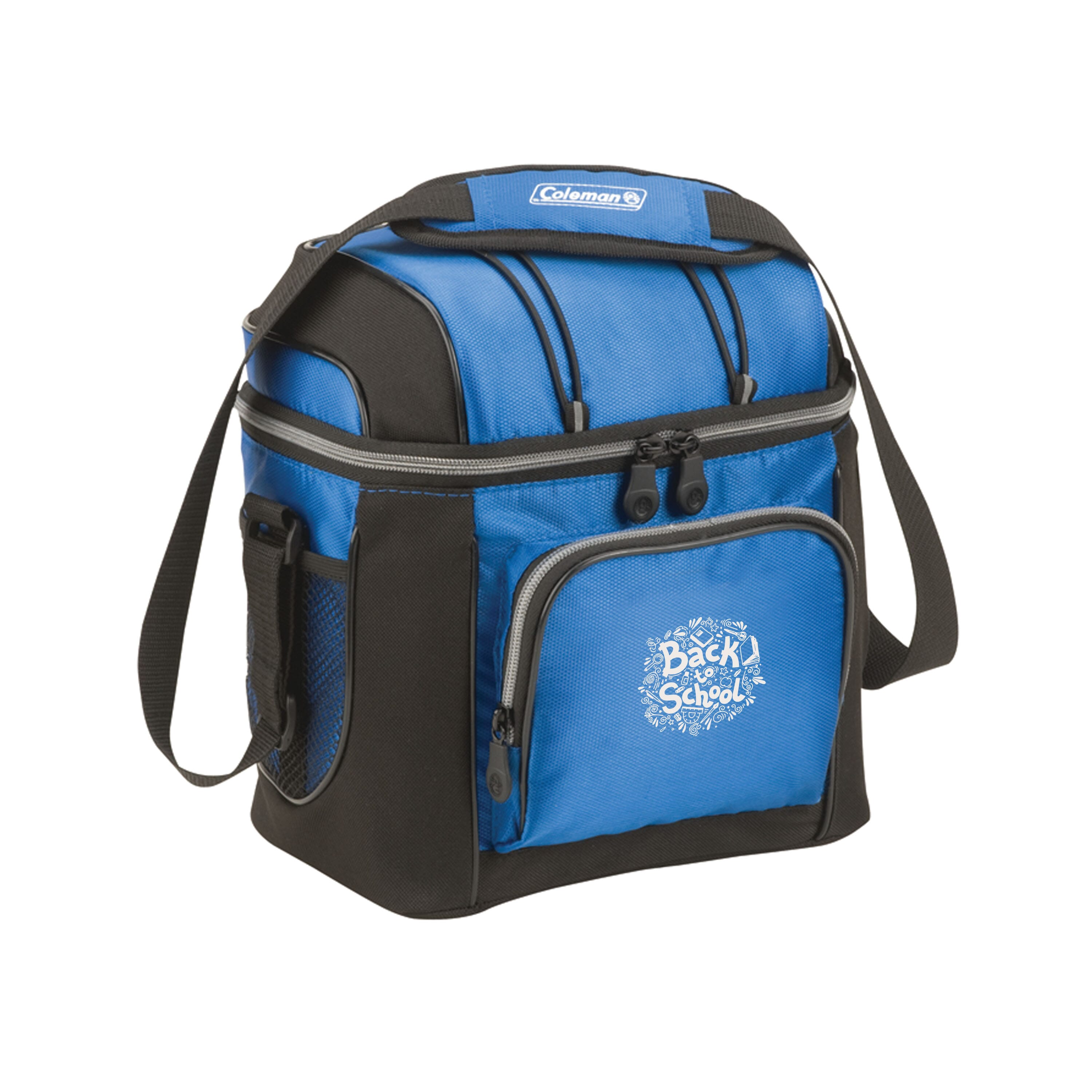 Coleman soft cooler with removal hard plastic liner