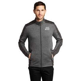 Men's Port Authority®Grid Fleece Jacket