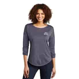 Ladies OGIO® Gravitate Scoop 3/4 Sleeve