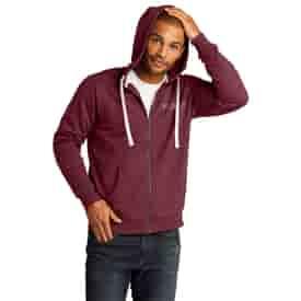 Men's District®Re-Fleece™Full-Zip Hoodie