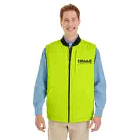 Adult Harriton Dockside Interactive Reversible Freezer Vest