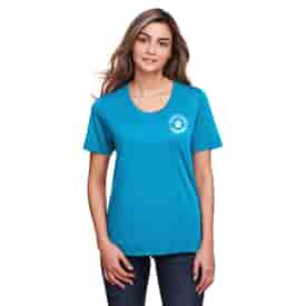 Ladies' Core 365 Fusion ChromaSoft Performance T-Shirt