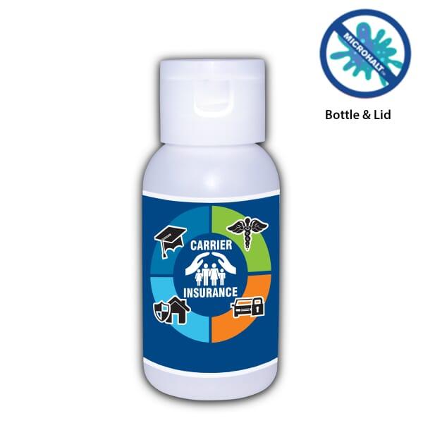 1 oz Gel Sanitizer, Full Color