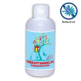 3 oz Gel Sanitizer, Full Color