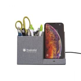 Truman Wireless Charging Pencil Cup