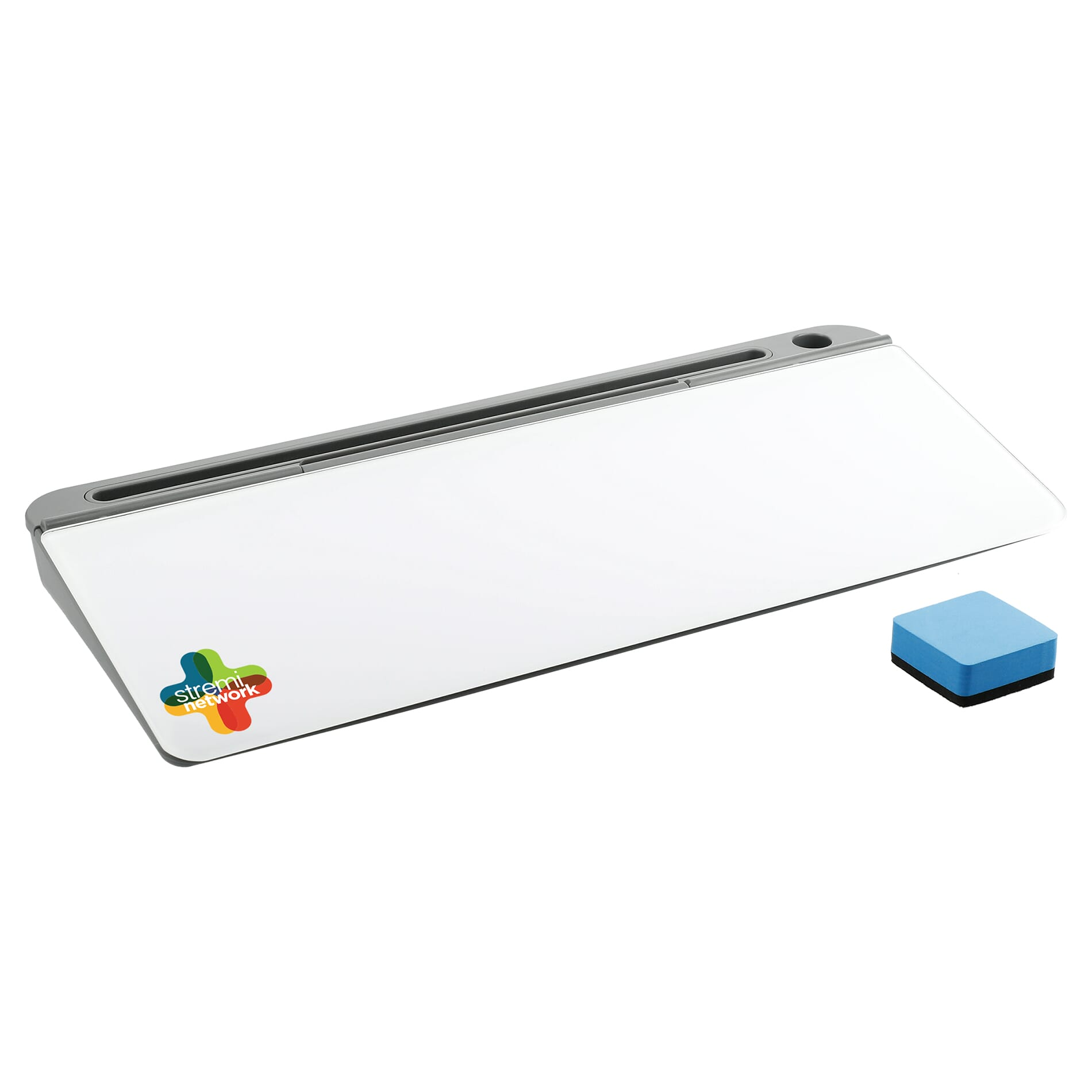 Mini whiteboard set for desks